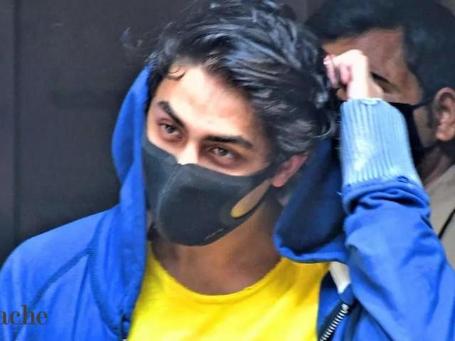 Aryan now prisoner no. N956, SRK sends money
