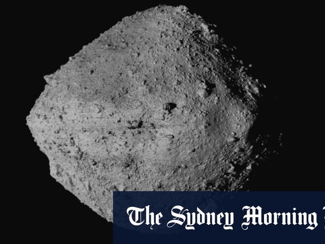 Touch-and-go as spacecraft prepares to sample asteroid