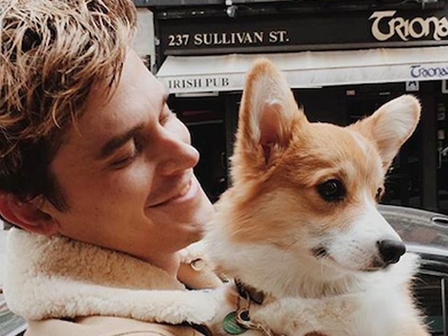 Queer Eye's Antoni Had a Meltdown Over a Corgi - and We Fell a Little More in Love