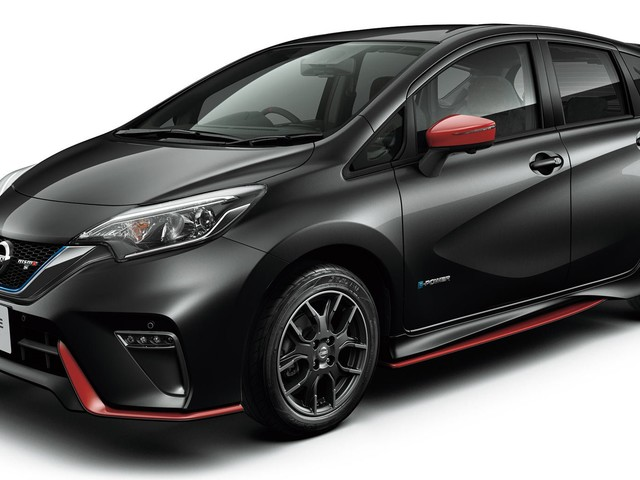 Nissan Rolls Out Note e-Power Nismo S With 134hp In Japan