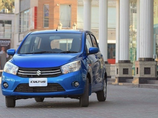 Pakistan May 2019: Suzuki Cultus up 80.3% in market down 18%