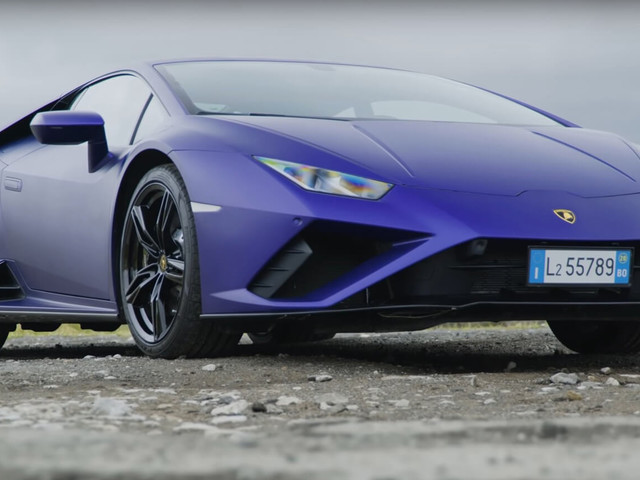 Could The Huracan EVO RWD Be The Best Lamborghini Ever?