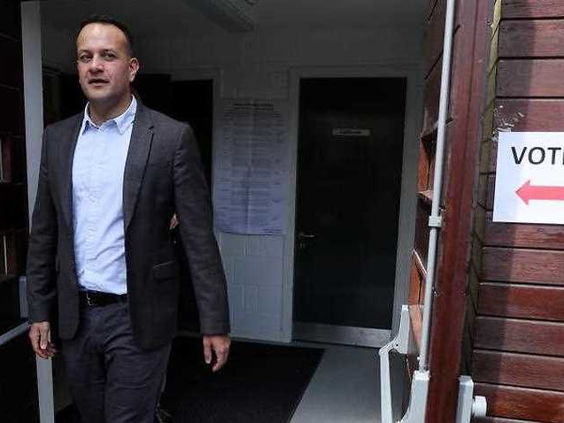 Irish PM's pro-EU party ahead in European elections: exit poll