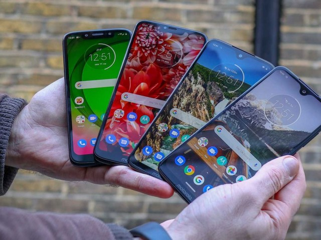 Moto G7 vs Plus vs Power vs Play: which budget Motorola phone is for you?