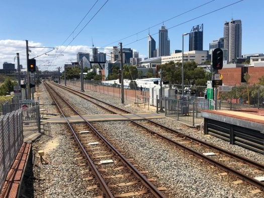 'Where is everybody?': Liberal plan for Perth railway to go underground in 'forgotten' end of town