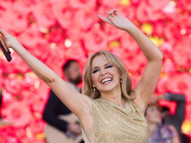 Kylie Minogue Announces 'Infinite Disco' Live-Streamed Performance
