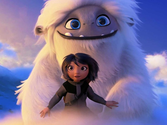 Abominable is no Disney princess story