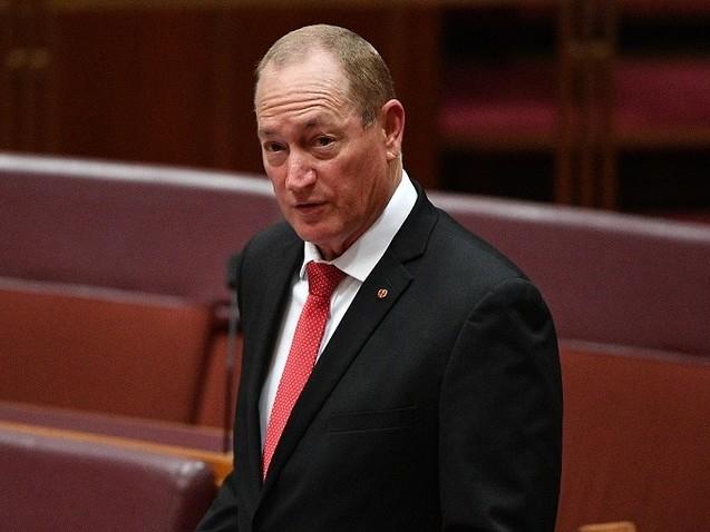Senator's 'final solution': Crossbencher slammed after calling for Muslim immigration ban