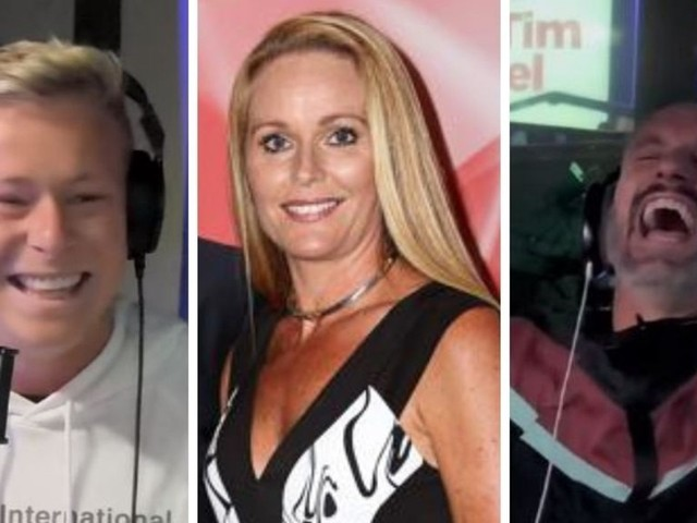 'F*** me drunk': Swan's brutally honest mum exposed in live radio stitch-up