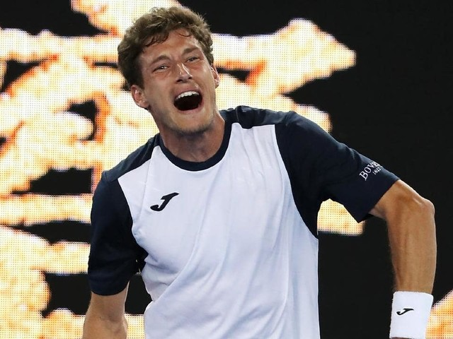 Australian Open 2019: Pablo Carreno Busta apologises for post-match fury after loss to Kei Nishikori