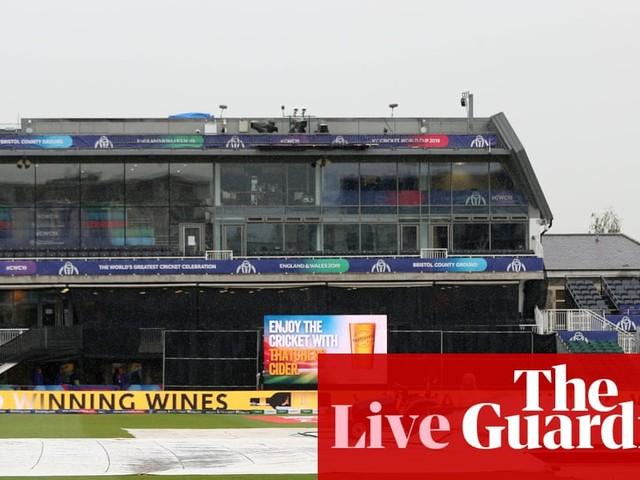 Pakistan v Sri Lanka: start delayed at Cricket World Cup 2019 – live!