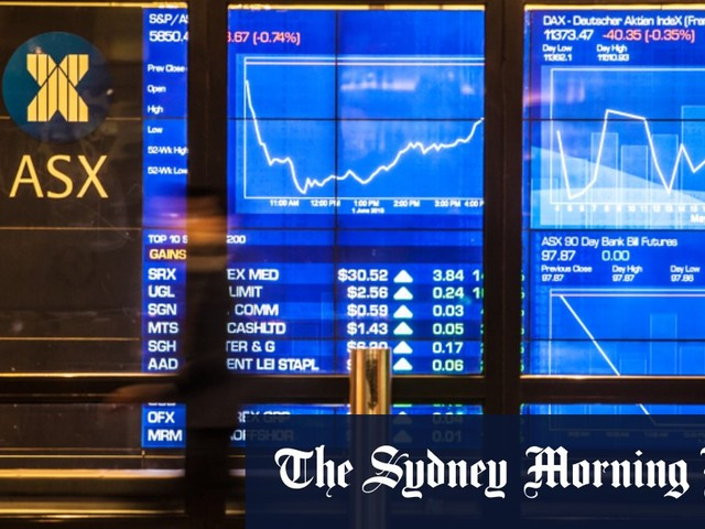 ASX drops 2%, AusNet soars but miners continue rout
