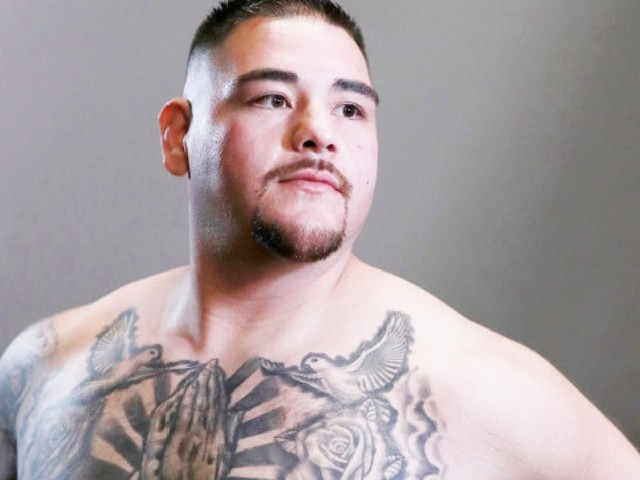Andy Ruiz Jr.'s new shape ahead of heavyweight title rematch