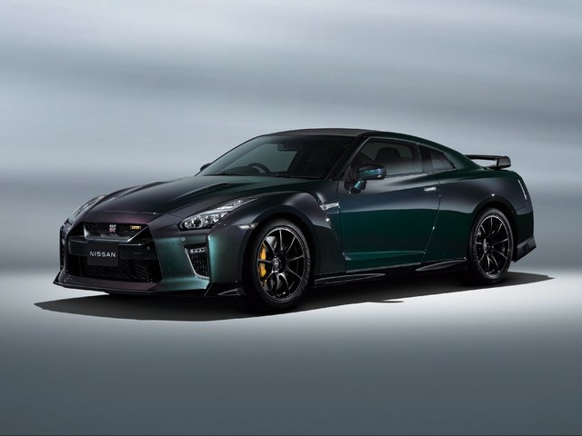 2022 Nissan GT-R Revealed In Japan With 2 Special Edition Models