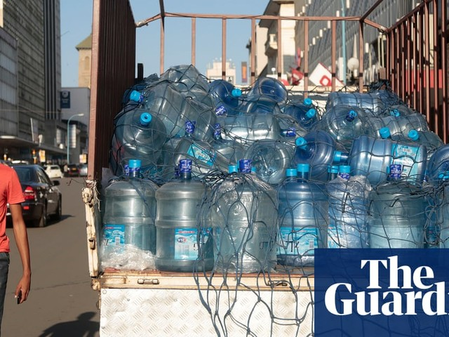 Millions at risk after toxins found in Harare water supply, study finds
