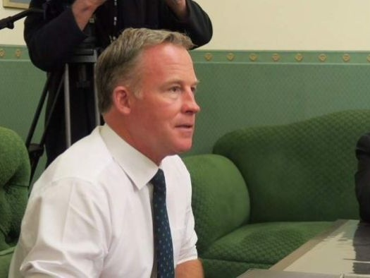 Premier Hodgman offers Ferguson only mild support amid calls for his sacking