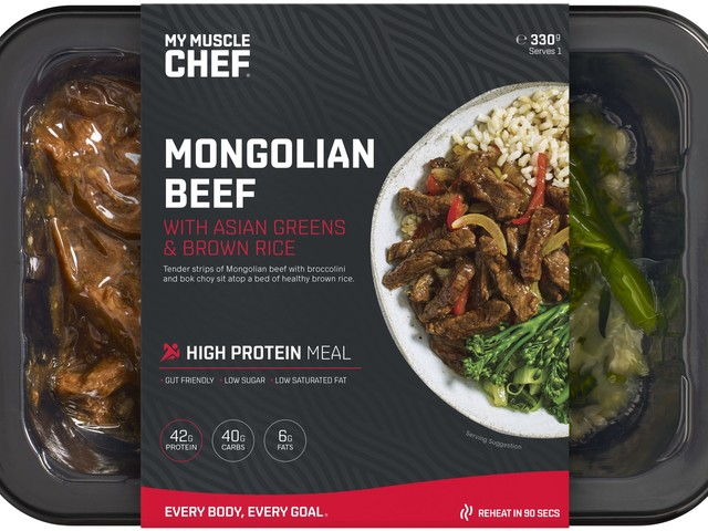 My Muscle Chef appoints M&C Saatchi Sport & Entertainment to its local PR