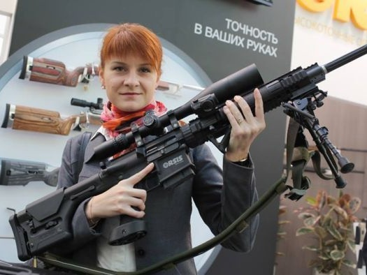 Alleged Russian agent accused of trying to infiltrate NRA to plead guilty