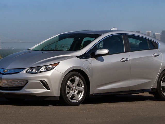 The 2019 Chevrolet Volt Makes An Odd Noise To Alert Pedestrians
