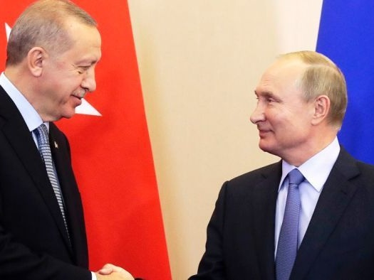 Turkey and Russia strike deal to patrol Syrian border after Kurdish withdrawal