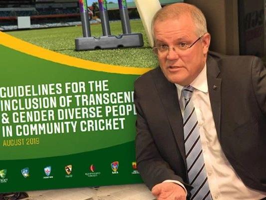 Who's afraid of transgender cricket?
