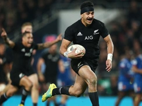 All Blacks beat France 49-14 in third Test, complete 3-0 series win