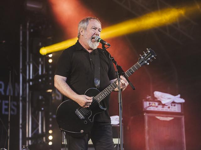 Buzzcocks frontman Pete Shelley passes away