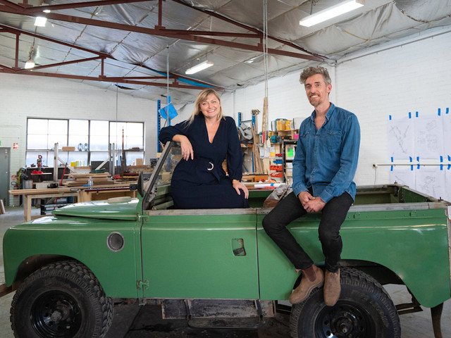 The electric firms breathing new life into old four-wheel-drives