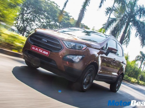 Ford EcoSport S Long Term Review – Second Report