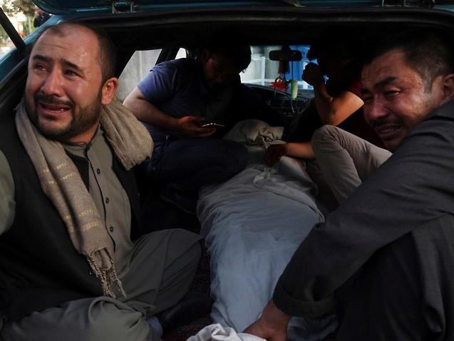 Dozens killed in 'horrific' attack on Kabul education centre