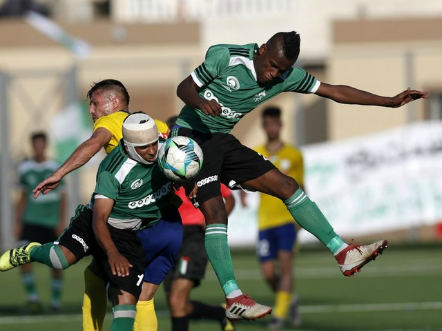 Israel cancels Palestine Cup simply because it could
