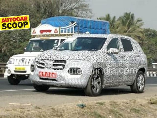 Baojun 510 SUV Spied In India, MG Testing It