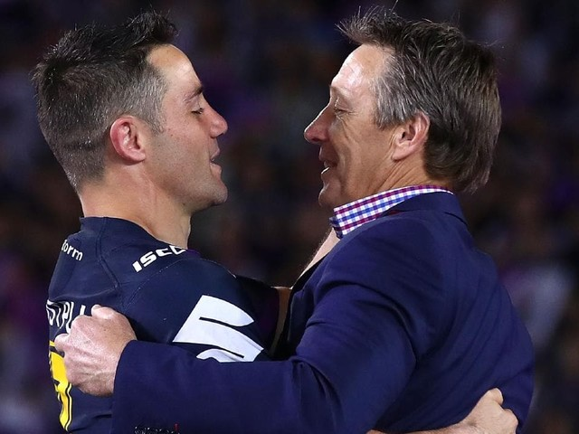 'Hasn't shouted me a beer in 15 years': Best bits from Cooper Cronk's retirement
