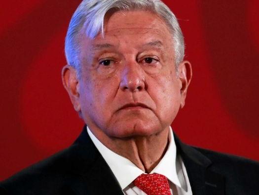 Mexican President López Obrador tests positive for COVID-19