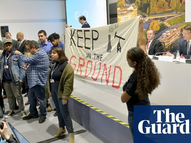 Australia only nation to join US at pro-coal event at COP24 climate talks