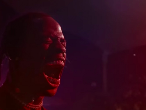 Watch The Trailer For Travis Scott's Netflix Documentary 'Look Mom I Can Fly'