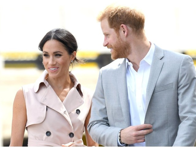 Meghan and Harry Celebrate the Life of Nelson Mandela by Attending an Exhibit in London