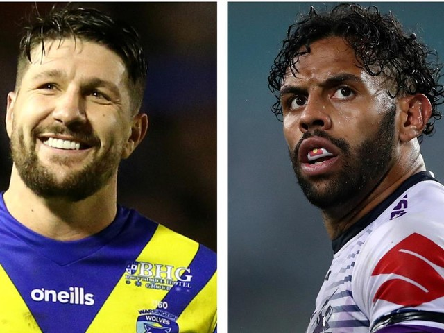 Leading contender emerges in Foxx hunt; Widdop linked to NRL return: Transfer Whispers