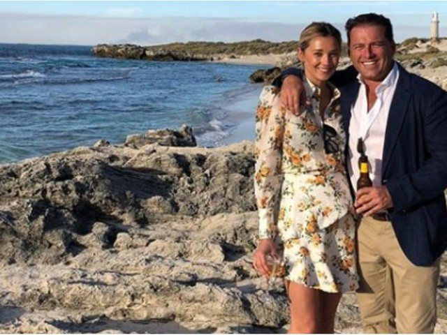 Here's What We Know So Far About Karl Stefanovic and Jasmine Yarbrough's Mexico Wedding