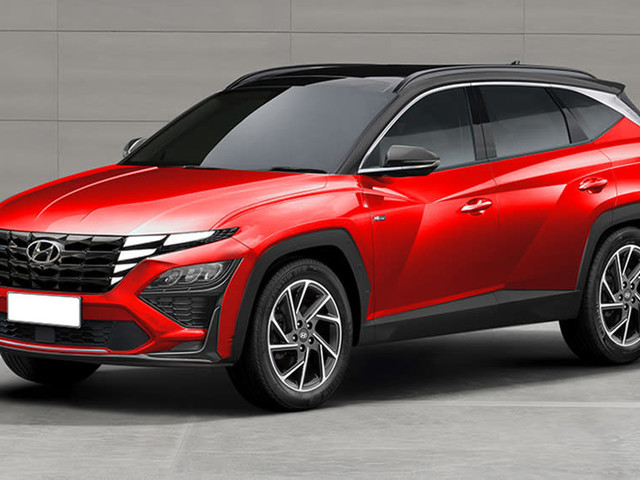 Would you buy a new Hyundai Tucson N 2021 if it looked like this?