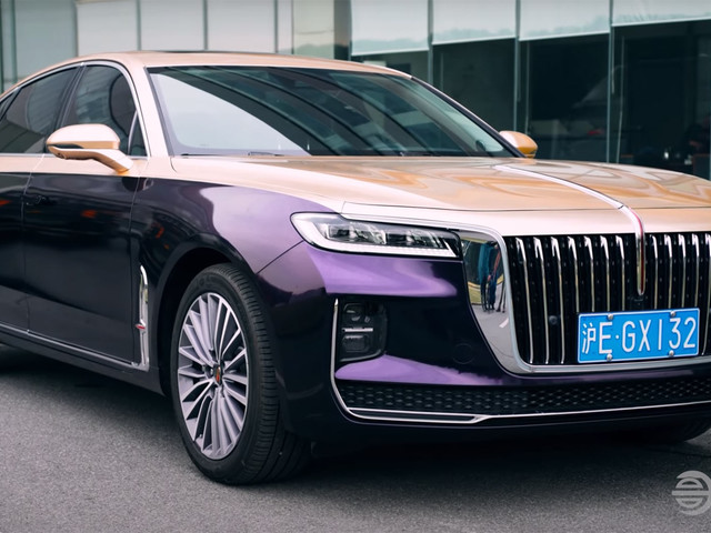 Is China's New Hongqi H9 Luxury Sedan A Proper Mercedes-Benz Rival?