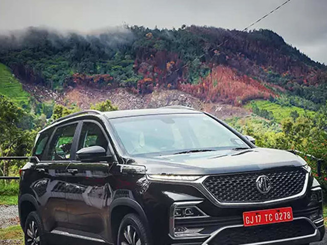 M G Motor receives over 20,000 bookings for Hector SUV, stalls booking temporarily