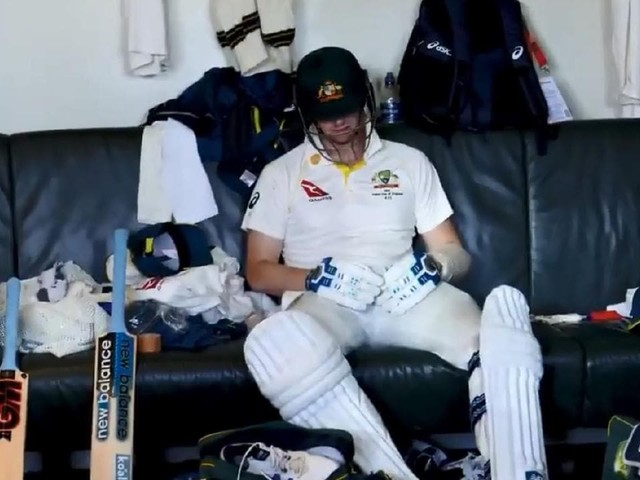 Steve Smith was absolutely filthy with himself at the Ashes after THAT bouncer
