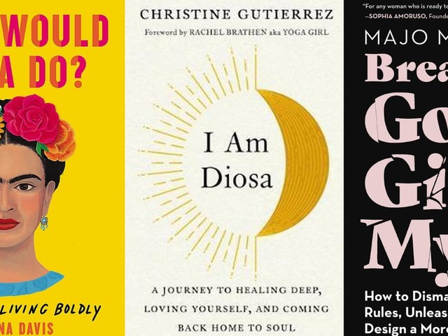 These Self-Help Books by Latinxs Are the Best Guides to Start the New Year Right