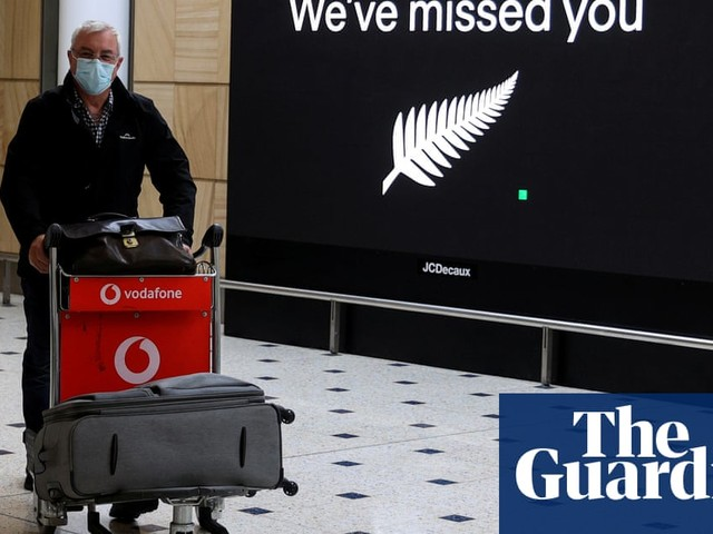 Australia halts New Zealand travel bubble over case of infectious new Covid variant