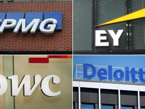 Competition watchdog urges major shake-up of top four auditing firms