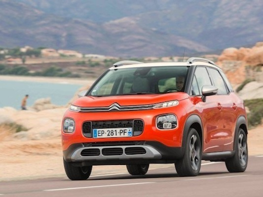 Morocco May 2019: Citroen up 69.9% in market down -14.6%