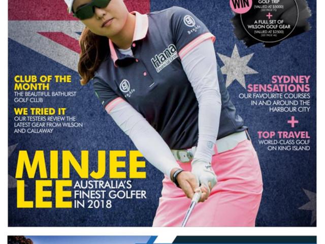 Inside Golf – January 2019 Issue – Read Online