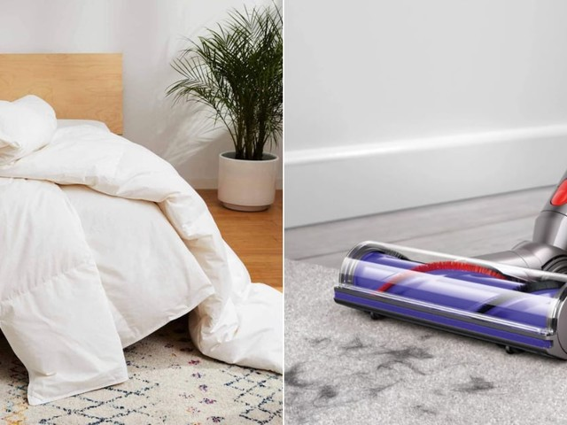 From Cordless Vacuums to Comfy Sofas, Shop the 18 Best Home Items on Sale This Week