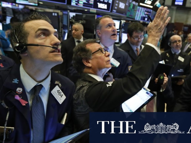 Bargain-hunters send Wall Street surging, setting up ASX for gains